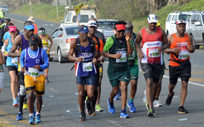 KZN Athletics Road-Running & Walking
