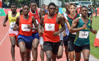 KZN Athletics Track & Field